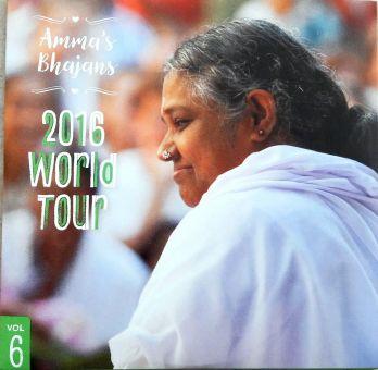 World Tour Bhajans 2016 Vol. 6