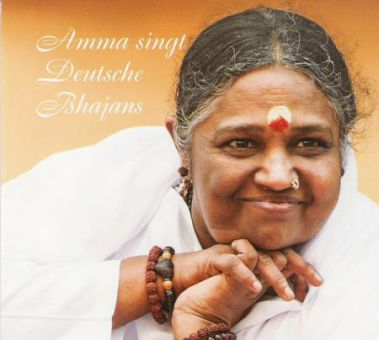 Amma singt deutsche Bhajans 2012