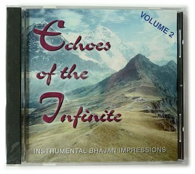 Echoes of the Infinite (Volume 2)