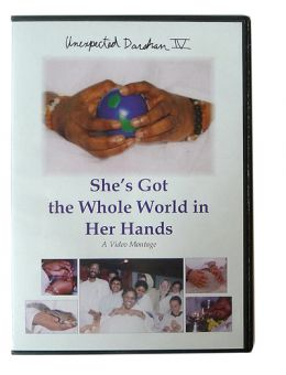 She's Got the Whole World in Her Hands DVD