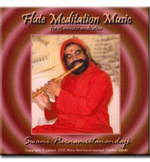 Flute Meditation Music CD