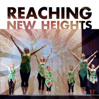 Reaching New Heights Book